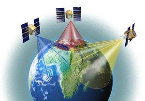 triangulation gps - Le système GPS se compose de plusieurs segments - Le système GPS se compose de plusieurs segments