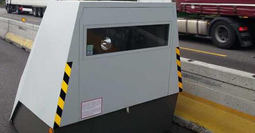 radar auto fixe