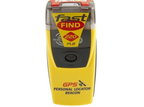 balise GPS de detresse