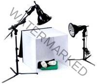 studio photo portable pour macro