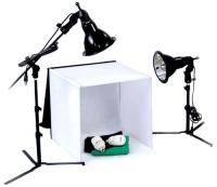 studio photo portable pour macro