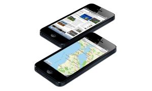 Localisation et applications iPhone 5