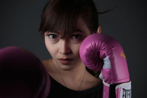 boxe femme - Mincir et rester en forme avec les nouvelles technologies - Mincir et rester en forme avec les nouvelles technologies