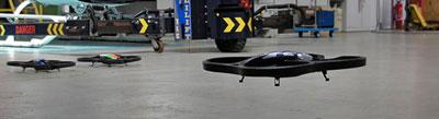 vol drone