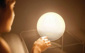 lampe réveil lumière du jour