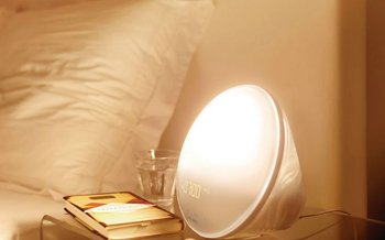 lampe eveil lumiere philips