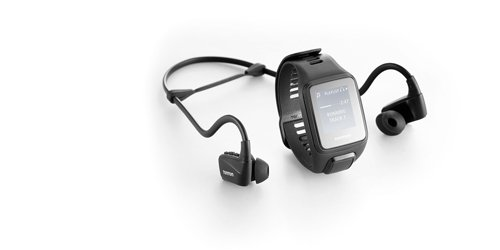 La montre GPS TomTom Spark