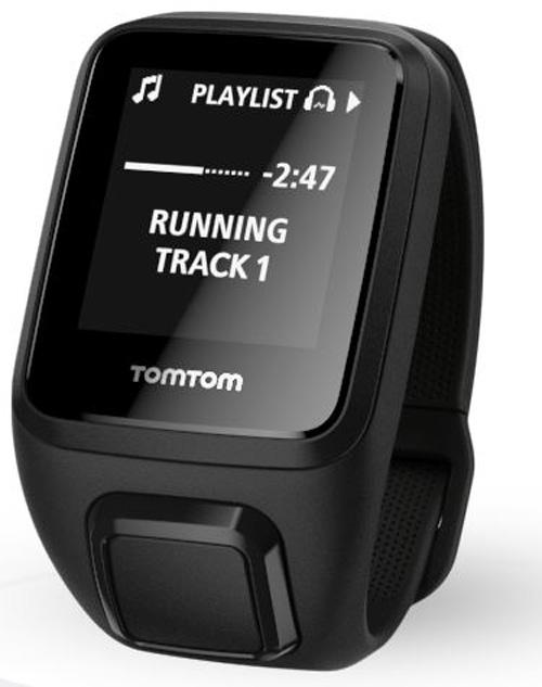 Les fonctions de la montre GPS TomTom Spark