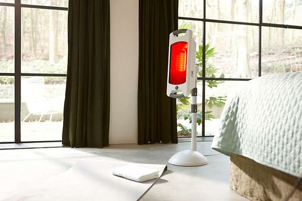 lampes infrarouges. Design et lampe infrarouge Philips