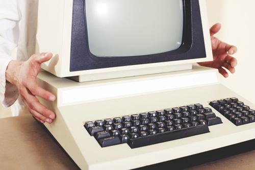 premiers ordinateurs pc