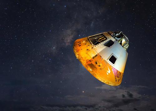 conquête spatiale et espionnage satellitaire
