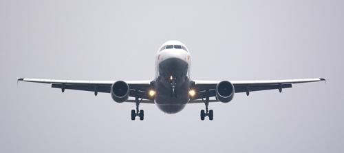 Avion de ligne et trafic aérien