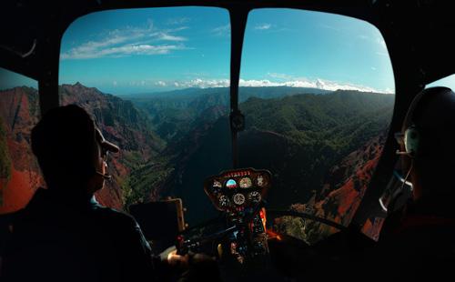 Pilotes d'avion de ligne et radars avions