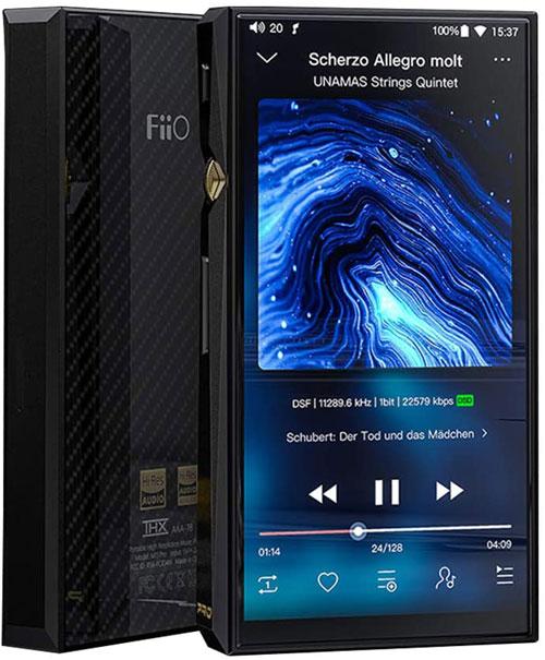 lecteurs audio numériques haute résolution