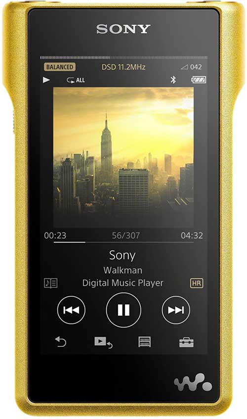 lecteur audio numérique